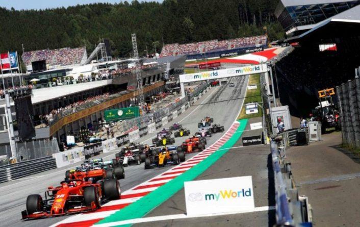 Общество: Формула-1 объявила о первых гонках сезона