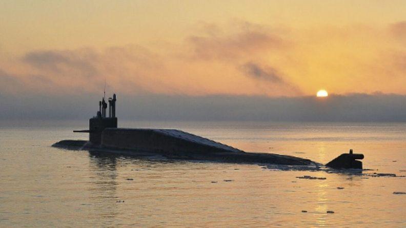 Общество: ВМФ России принял на вооружение новейший атомный подводный ракетоносец
