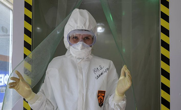 Общество: Al Jazeera (Катара): эффективный японский препарат и «красная зона» изоляции. Подробная информация о российском способе борьбы с коронавирусом