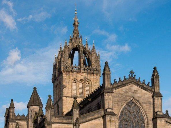 Общество: Древесные кольца пролили свет на историю Эдинбургского собора