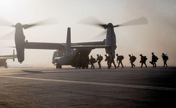 Общество: Foreign Affairs (США): чрезмерная милитаризация американской внешней политики