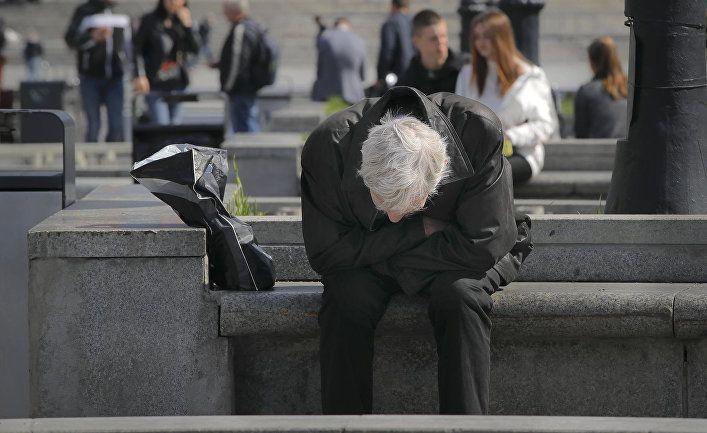Общество: Не получают и двух тысяч: как Украина обрекает своих пенсионеров на жизнь в нищете (Апостроф, Украина)