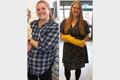 Общество: Женщина сбросила 22 килограмма и раскрыла способ похудения