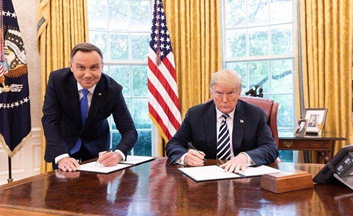 Общество: Polityka (Польша): ни Форта, ни дополнительных войск США