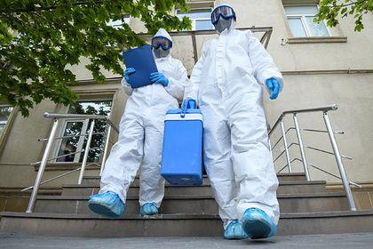 Общество: Опубликованы данные по заразившимся коронавирусом на утро 16 июня