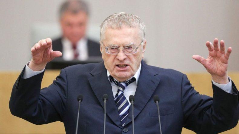 Общество: Жириновский предложил разделить Америку на черную и белую