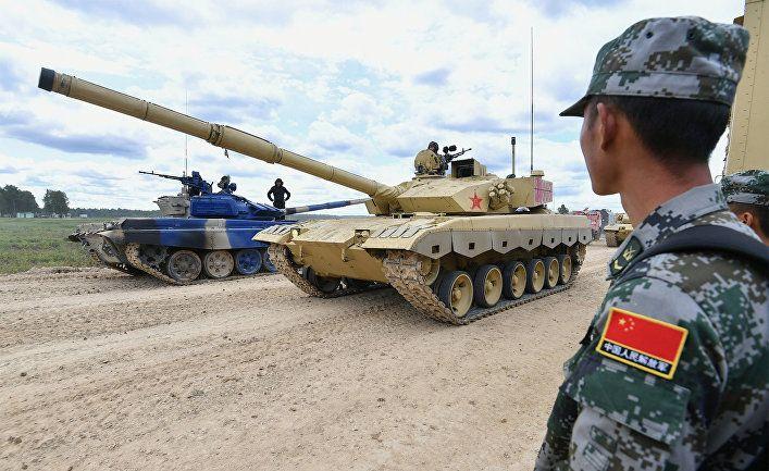 Общество: Die Welt (Германия): Китай становится для НАТО военным вызовом