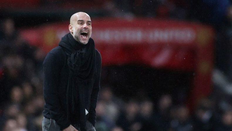 Общество: Гвардиола признался, что «Манчестер Сити» не готов играть каждые три-четыре дня