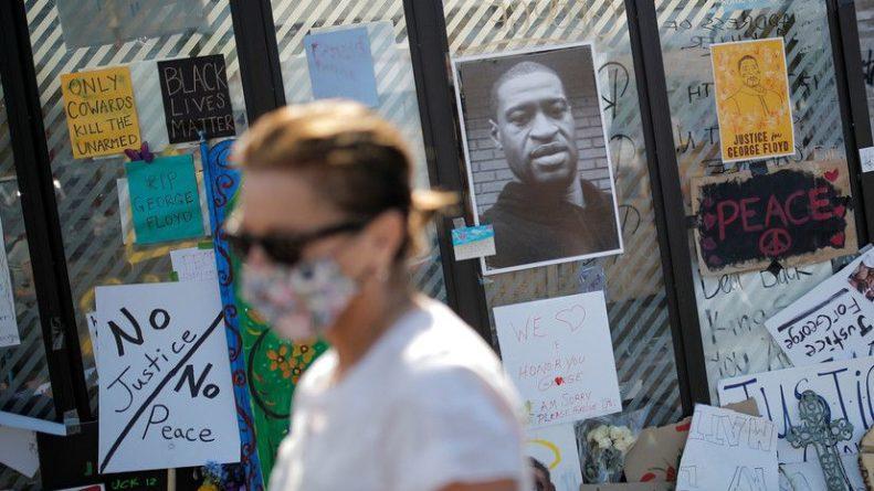 Общество: В ООН убийство Флойда назвали символом системного расизма