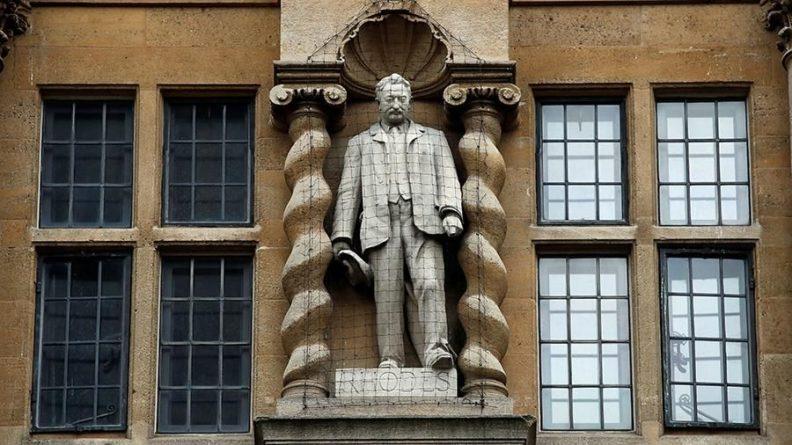 Общество: Оксфордский колледж собирается демонтировать памятник Сесилу Родсу