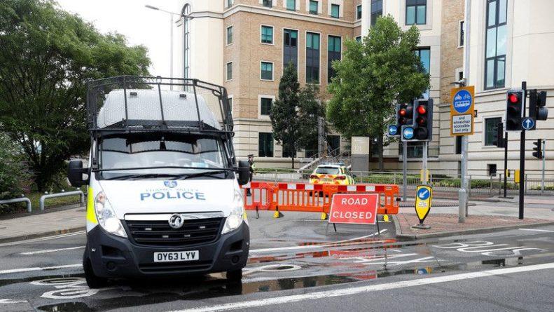 Общество: В Британии рассказали о напавшем на людей в Рединге