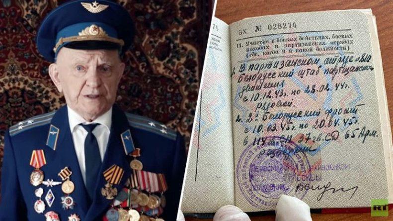 Общество: «Колоссальная подлость»: как ветерана Великой Отечественной затравили представители несистемной оппозиции