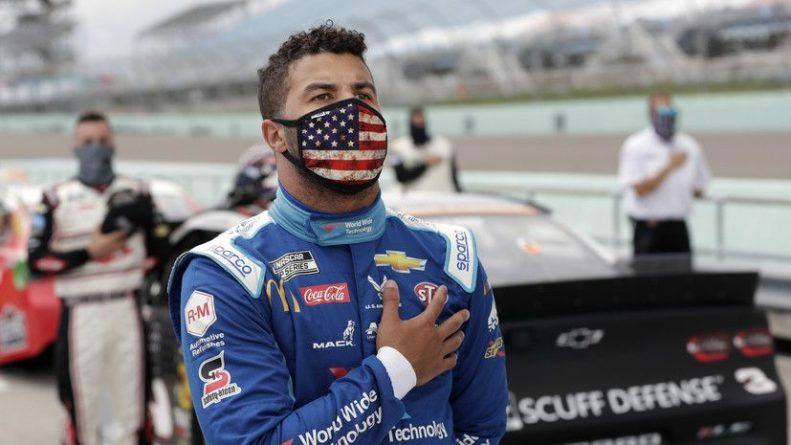 Общество: В боксах афроамериканского гонщика NASCAR обнаружили петлю для виселицы
