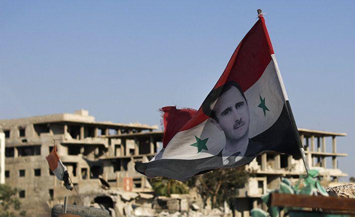Общество: Al Araby (Великобритания): продержится ли Сирия до ухода Асада?