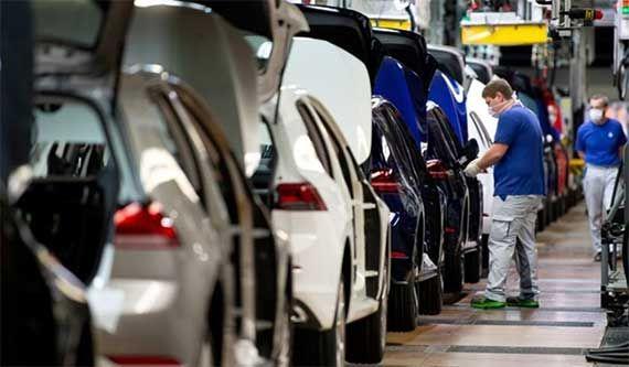Общество: Европейские заводы откроются но с огрниченной производственной мощностью