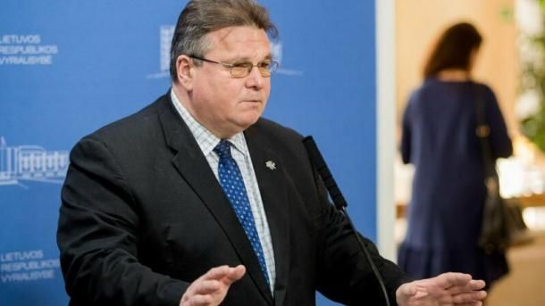 Общество: Литва с июля может восстановить сообщение с Украиной, - министр