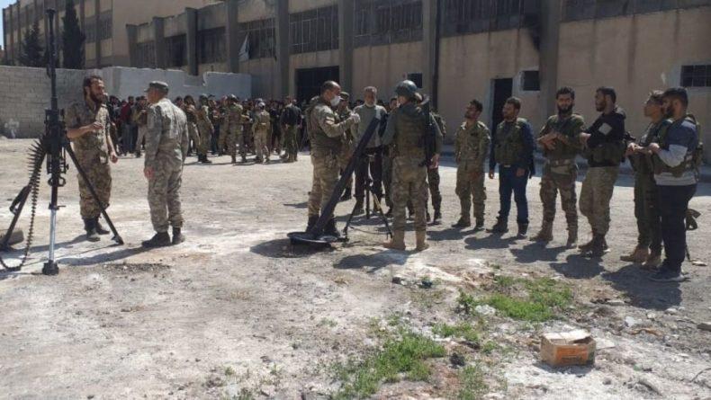 Общество: Сирия новости 23 июня 19.30: союзники Турции стягивают подкрепления к Тель-Рифату; 4 человека погибли при взрыве в Хасаке
