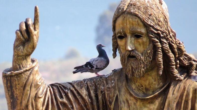 Общество: «Снести Иисуса!»: Роман Носиков об истинной цели бунтов на Западе