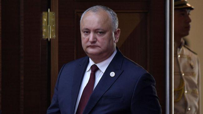 Общество: Президент Молдавии: Советский Союз победил фашизм, не надо делить Победу