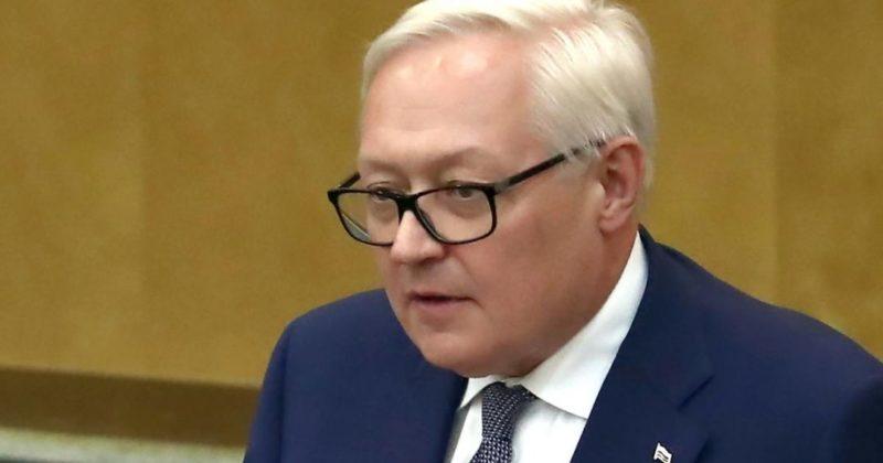 Общество: Рябков: России интересно приглашение Трампа на саммит G7