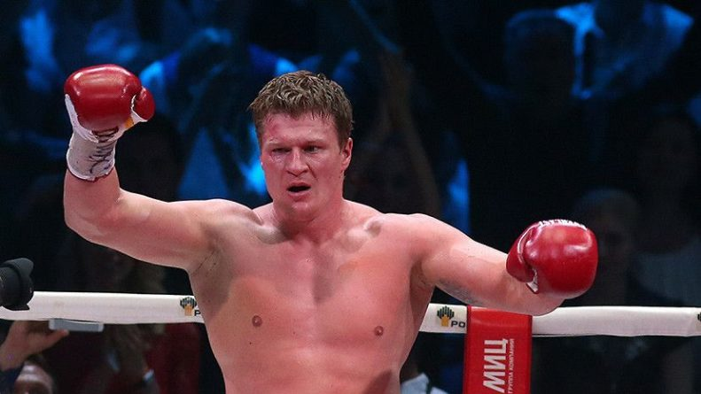 Общество: Боксёры Поветкин и Уайт сразятся 22 августа в Великобритании