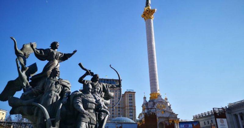"""Общество: Facebook """"переименовал"""" Киев по желанию Украины"""