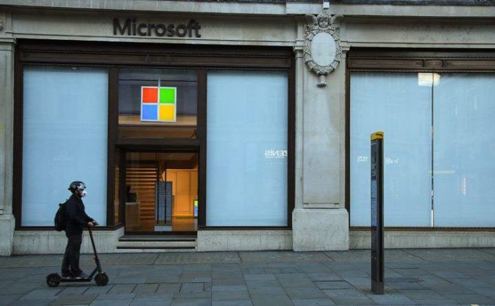 Общество: В Microsoft решили закрыть все офлайн магазины