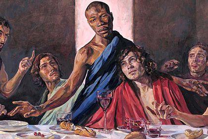 Общество: Собор в Британии поместит на алтарь черного Иисуса