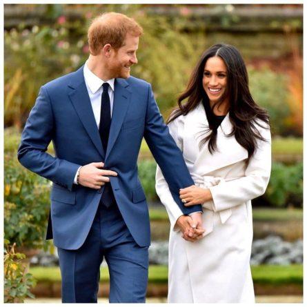 Общество: Меган Маркл заявила, что Великобритания на их с принцем Гарри свадьбе заработала 1 млрд фунтов стерлингов