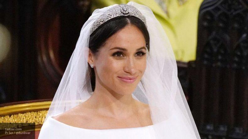 Общество: Меган Маркл заявила, что ее свадьба принесла Британии 1 млрд фунтов