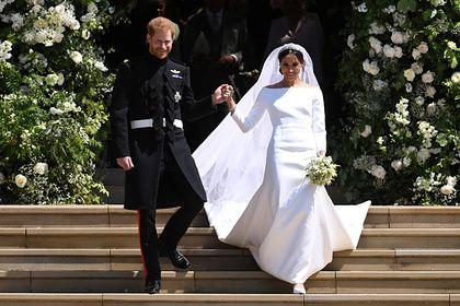 Общество: Меган Маркл оценила доход Великобритании от своей свадьбы с принцем Гарри