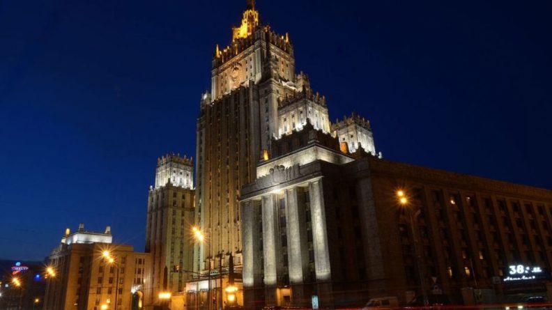 Общество: МИД РФ предупредил Британию об ответе на новые санкции по «делу Магнитского»