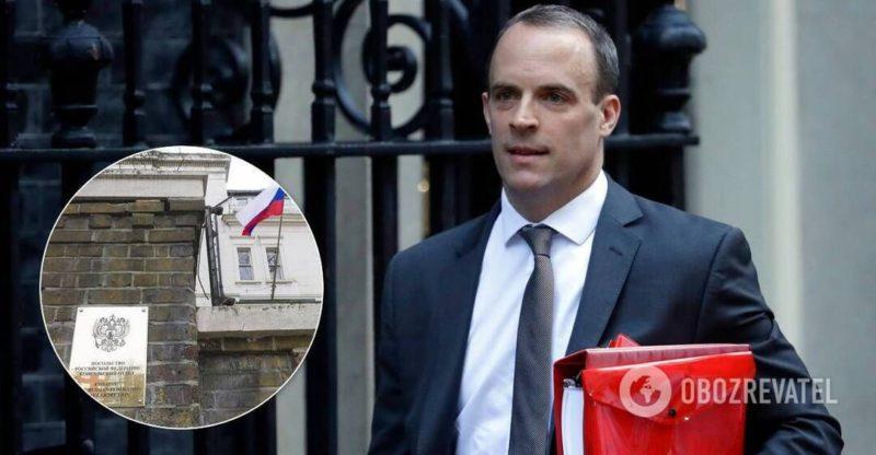 Общество: Посольство РФ ответило Британии угрозами на обвинения во вмешательстве в выборы   Мир   OBOZREVATEL