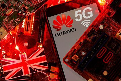 Общество: Япония запланировала укрепиться на рынке 5G за счет Великобритании