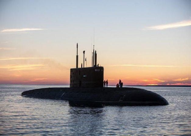 Общество: Daily Mail: Британцы перехватили российскую подлодку «Краснодар» в Ла-Манше