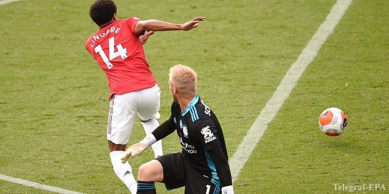 Общество: Лестер - Манчестер Юнайтед: видео голов и обзор матча АПЛ 26.07.20 - ТЕЛЕГРАФ