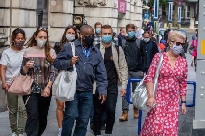 Общество: Джонсон заявил о второй волне коронавируса в Европе