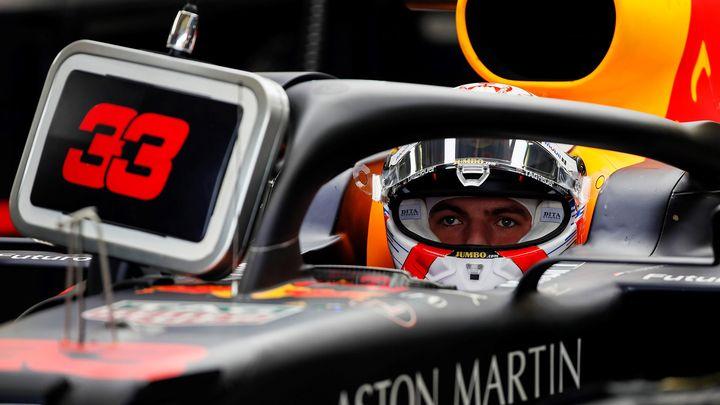 Общество: Ферстаппен стал первым на стартовой практике Гран-при Великобритании, Квят – 10-й