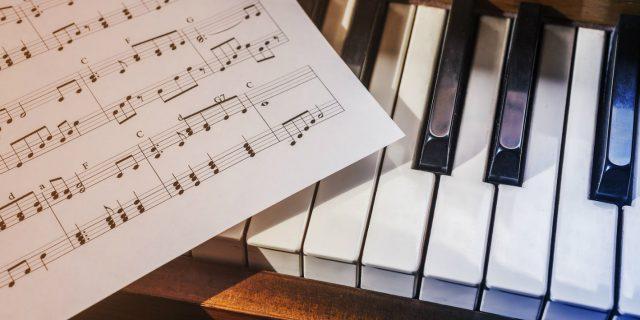 Уроки фортепиано