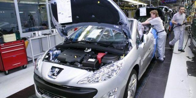 Работа на автомобильном заводе Peugeot Citroën